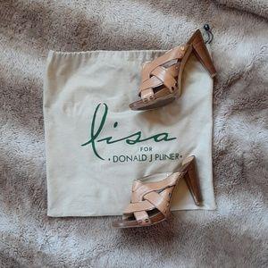 Donald Pliner heels